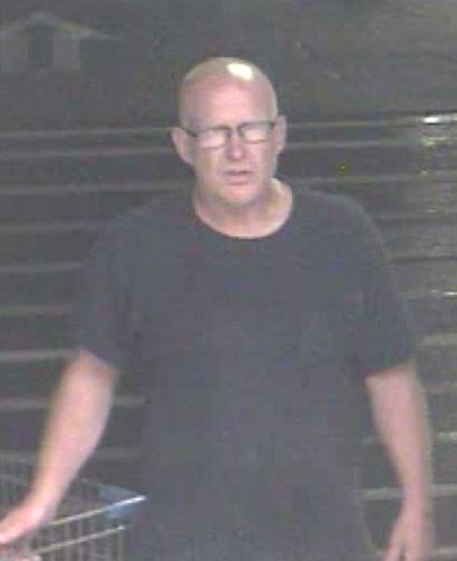 Golding- Walmart case- male suspect walk out